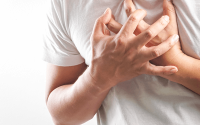心筋梗塞の症状