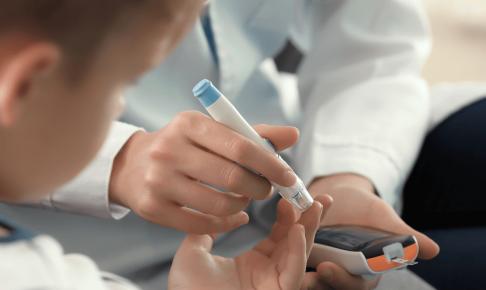 小児1型糖尿病患者の看護(注意点・看護計画)
