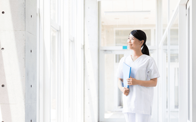 「実際に働く看護師」の確認項目