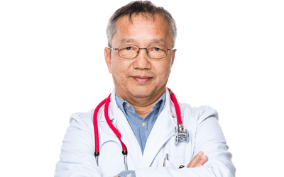 高年齢化している医者が多い