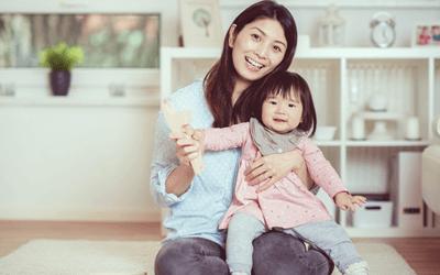 家庭と両立しやすい環境