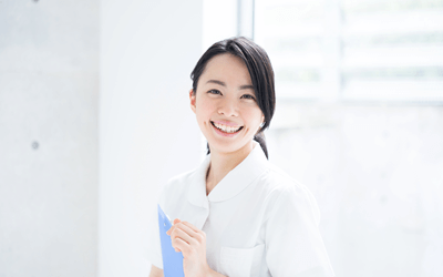 看護師の履歴書につける送付状の例文
