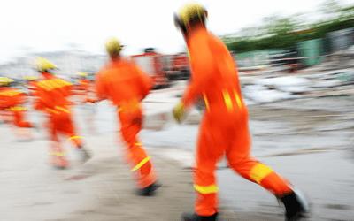 世界各地で発生する災害に対応する役割