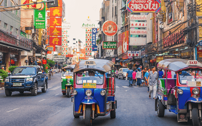 タイ(バンコク)