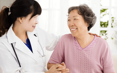 外部の他職種や医療機関と連携