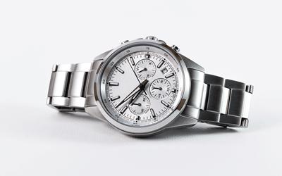 防水機能付きの腕時計