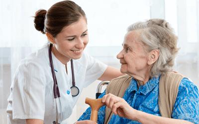 患者からの「ありがとう」にやりがいと感じる看護師