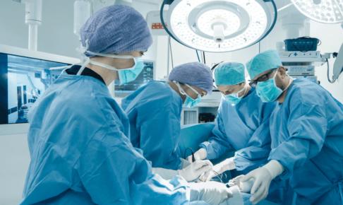 手術室での看護師の仕事内容と平均年収(オペ室のオペ看転職)