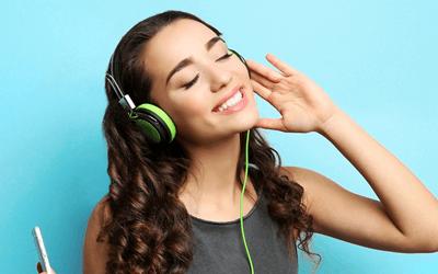 ある音楽を聴くとカラダが反応する