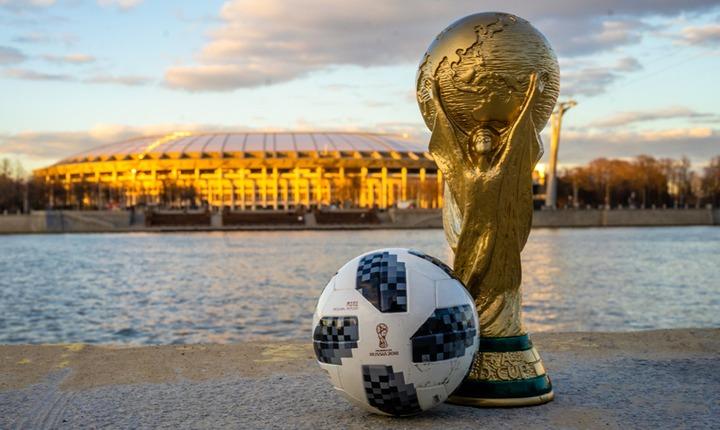 看護師として、仕事として、FIFAワールドカップ(サッカー)に参加