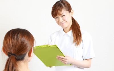 看護師の教育体制を確認する