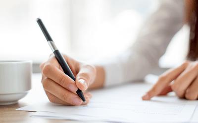 履歴書の志望動機を書く時のコツ