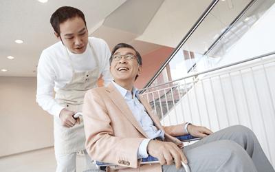 介護スタッフとの連携