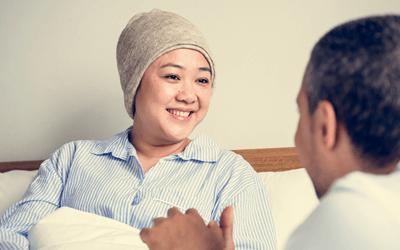 患者の回復していく姿に勇気をもらうことができる