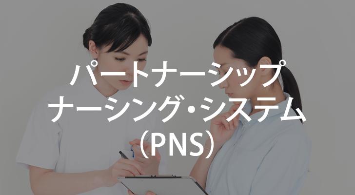 パートナーシップ・ナーシング・システム(PNS)