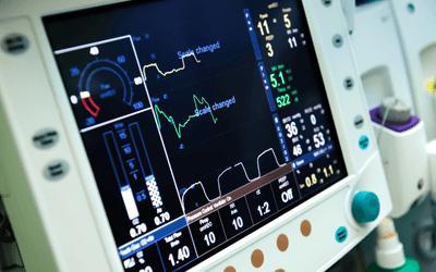 人工呼吸器などの医療機器の管理