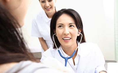 耳鼻咽喉科外来で働く看護師の仕事内容