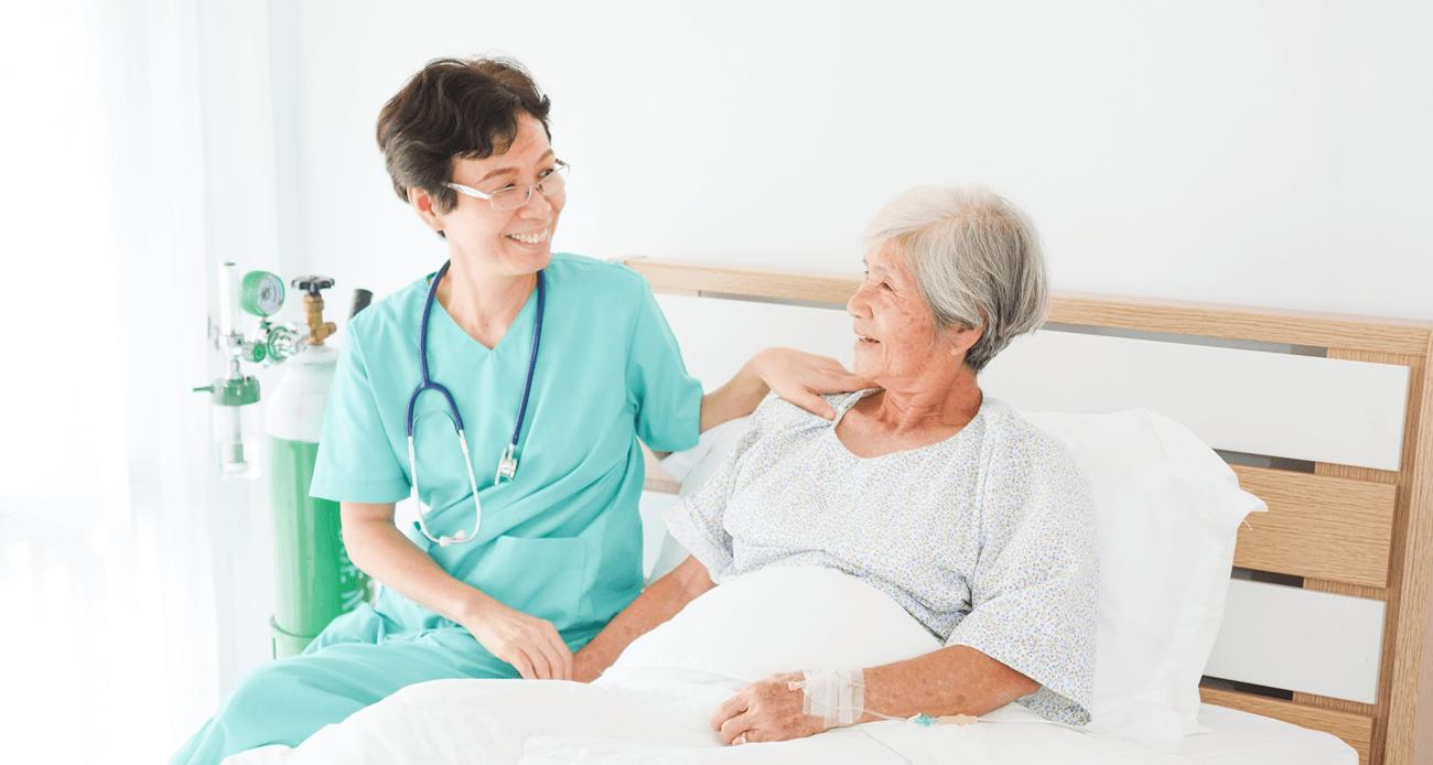 医療療養病棟の看護師仕事内容と私の体験談