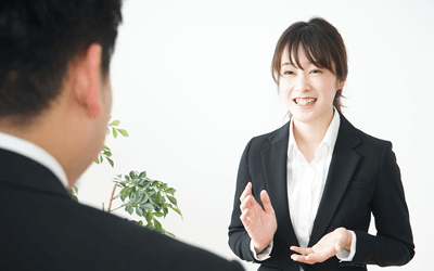 「就職後、何をやっていきたいですか?」の回答例