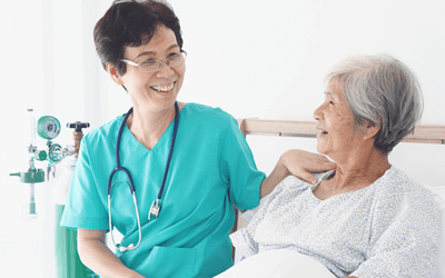 慢性期病院で働くメリット