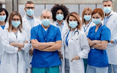 看護師が活躍しているチーム医療の分野
