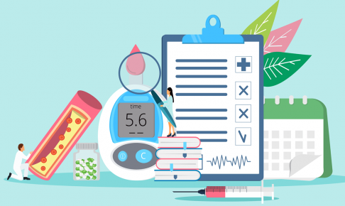 糖尿病内科病棟で働く看護師の仕事内容と私の体験談