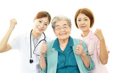 介護老人保健施設で働く看護師のメリット