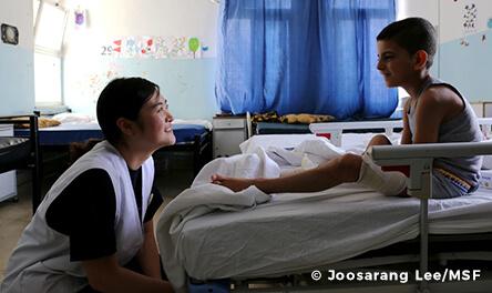 応募から海外看護師派遣までの流れ