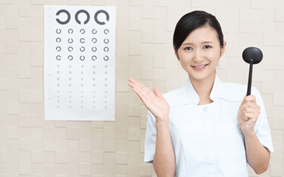 ORT(視能訓練士)との関り方が難しい